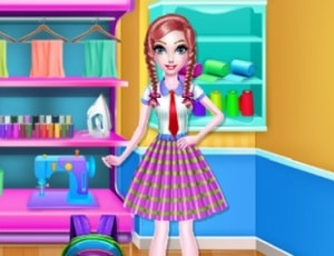 Highschool Girls Uniform Tailor
