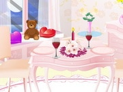 Interior Designer – Romantic Dining
