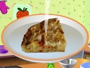 Italian Frying Pepper Frittata