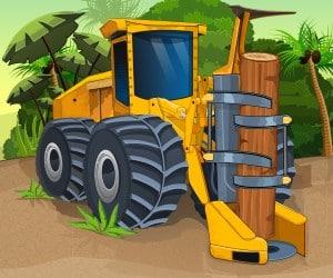 Jungle Woods Cutters