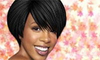 Kelly Rowland Make-Up