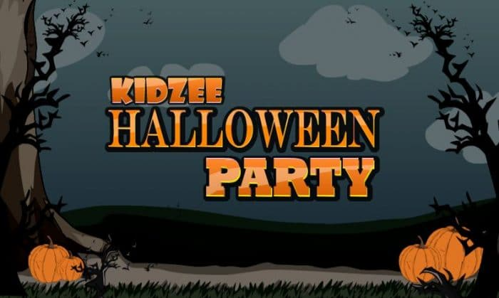 Kidzee Halloween Party