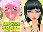 Lemonade Craze Beauty Makeover
