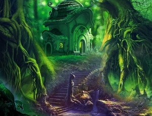 Magic Mirror Forest Escapes
