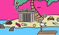 Make a Scene: Desert Island