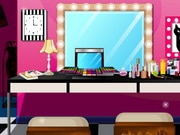 Make Up Studio Decoration