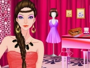 Modern Princess Makeup Salon
