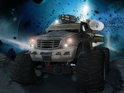 Monster Truck In Space