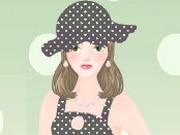 My Day Dress Polka Dots