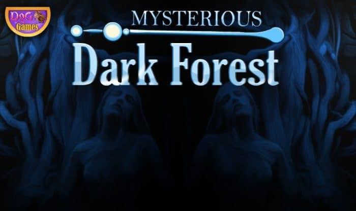 Mysterious Dark Forest