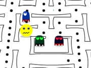 Pacman Rush