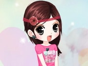 Peach & Pink Style Ii