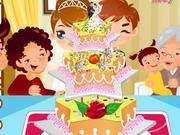 Perfect Engagement Cake