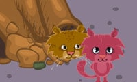 Pet Home Designer: Wildcat Cave