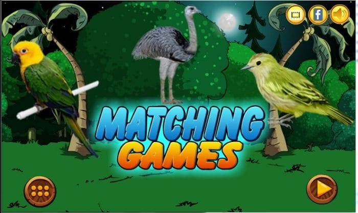 Pet Matching Games