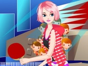Ping Pong Girl Dress Up
