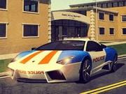 Police Car Parking 2