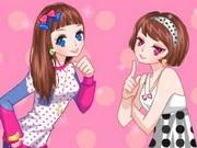 Polka Dot Fashion I