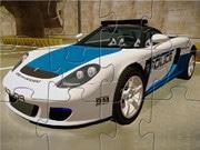 Porsche Police Puzzle