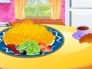 Precious Spaghetti