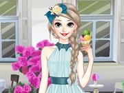 Princess Loves Ice Cream