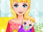 Princess Newborn Baby