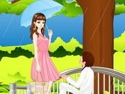 Proposal In The Rain Dress Up