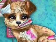 Puppy Rescue Vet