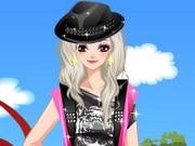 Rebellious Girl Dress Up