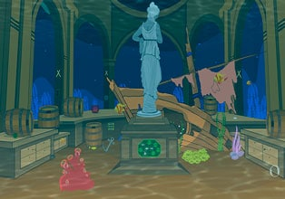 Rescue The Mermaid