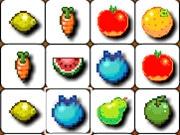 Retro Fruit Connect