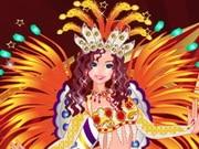 Rio Carnival Girl