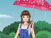 Romantic Raining Date