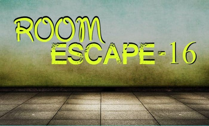 Room Escape 16