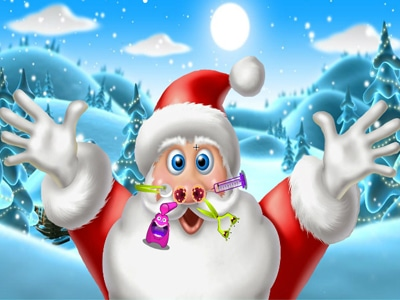 Santa Winter Flu!