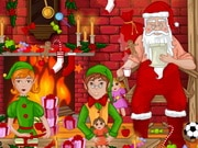 Santa's Workshop Hidden Objects