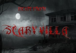 Scary Villa Escape