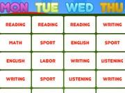 School Timetable Maker