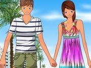 Seaside Romance Dress Up