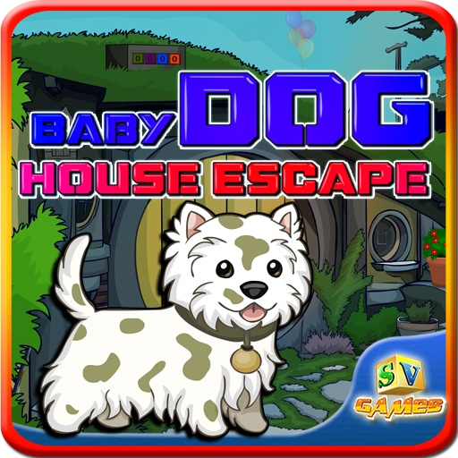 Sivi Baby Dog House Escape