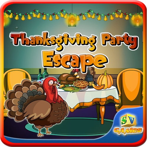 Sivi Thanksgiving Party Escape