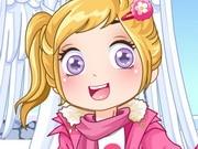 Snow Angel Cutie