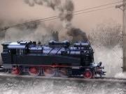 Steam Train Challenge