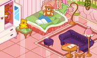 Sweet Kitty Chamber Decoration