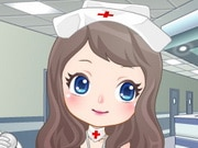 Sweet Nurse Dress Up