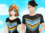 Teen Couple Style 2