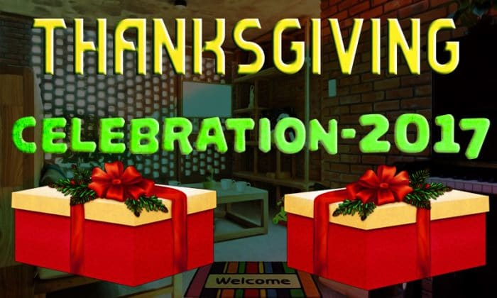 Thanksgiving celebration 2017