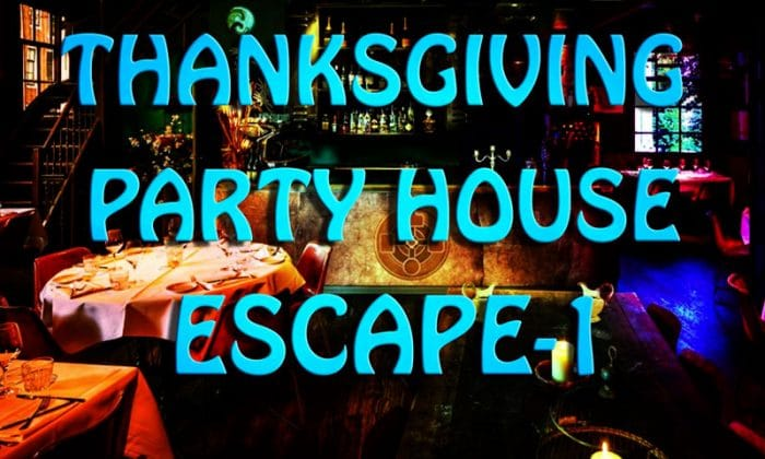 Thanksgiving Party House Escape 1