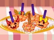 Thanksgiving Special – Popcorn Pumpkins