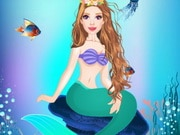 The Little Mermaid Dress Up